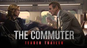 The Commuter - Liam Neeson, Vera Farmiga