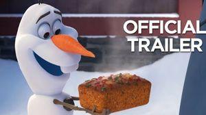 Olaf's Frozen Adventure U.S Trailer, the featurette will be …