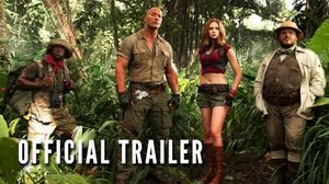 Jumanji: Welcome To The Jungle Trailer