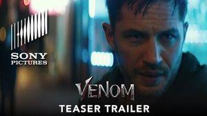 'Venom' Teaser Trailer