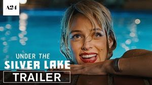 Under The Silver Lake Trailer ⎮ A24