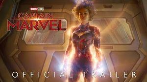Marvel Studios' Captain Marvel Trailer