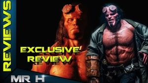 'Hellboy' Mr. H - Hard R With A Fun Tone