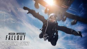 Mission: Impossible Fallout - Halo Jump Stunt Behind The Sce…