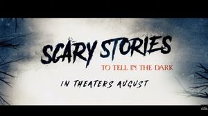 'Scary Stories To Tell In The Dark' - Red Spot