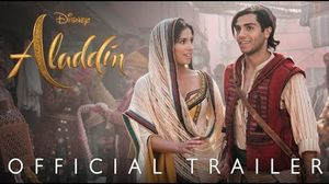 Disney's 'Aladdin' Trailer