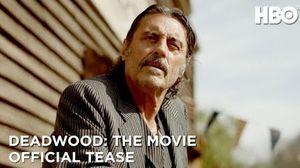 Deadwood Trailer - HBO