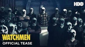 Watchmen Tease