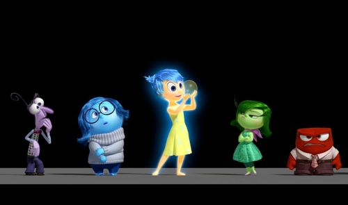 'Inside Out' and 'Jurassic World' Battle at the Top; 'Terminator Genisys' Struggles
