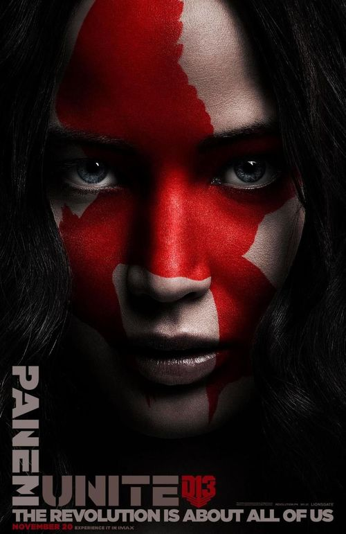 The Hunger Games: Mockingjay (Part 2) Character Posters