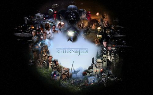 Best of '83 Star Wars: Return of the Jedi