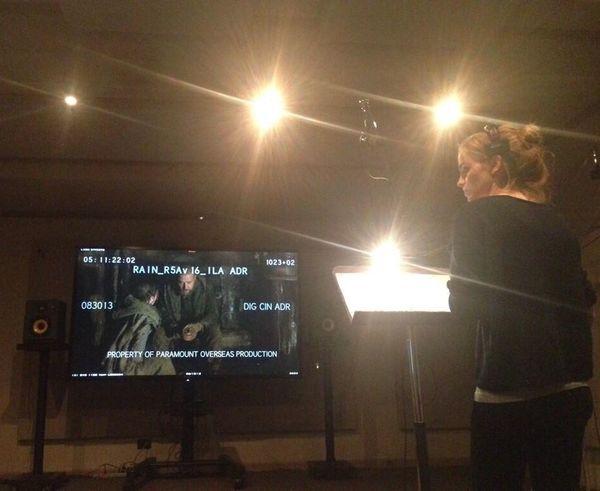 Emma Watson working on Noah | Cultjer