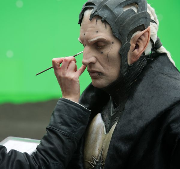 Making up the bad guy in Thor 2 | Cultjer