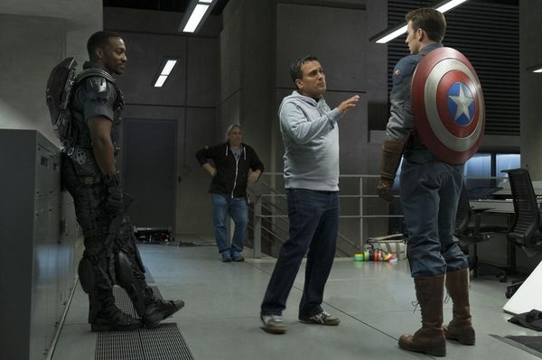 The Russo Brothers Confirmed to Direct 'Avengers: Infinity War'