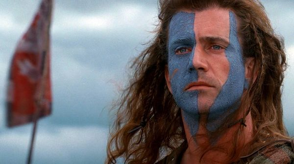 There's an Hour of Footage from Mel Gibson's 'Braveheart' That's Never Been Seen