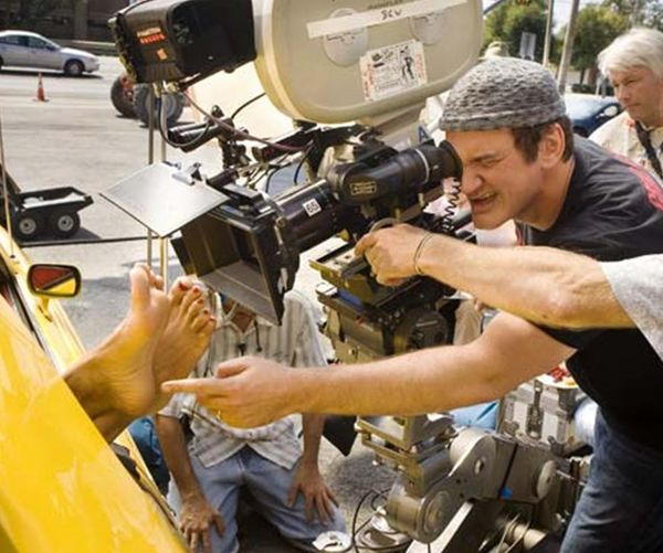 Quentin Tarantino not excited by streaming; still uses video tapes