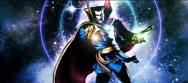 Is Benedict Cumberbatch in talks with Marvel to become Doctor Strange?