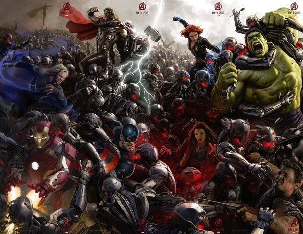 What Kevin Feige told us about Marvel's Cinematic Universe Phase Three