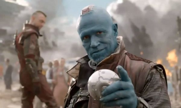 Michael Rooker on Yondu's Role in the 'Guardians' Sequel and MCU