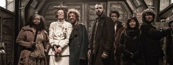Snowpiercer, a grim and intense ride in the future