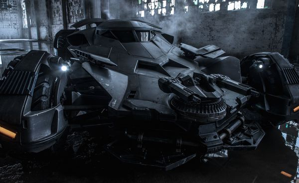 'Batman v Superman: Dawn of Justice' will be filmed in IMAX