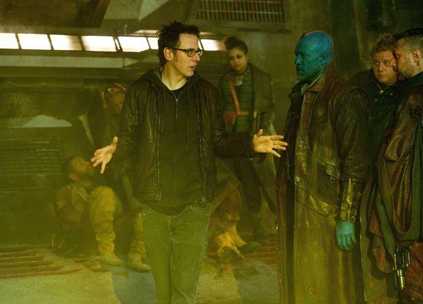 "James Gunn Says 'Guardians of the Galaxy 2' is a More ""Emotional Movie"""