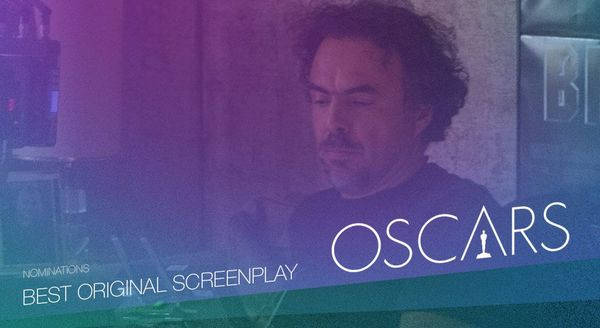 Oscars 2015 - Best Original Screenplay