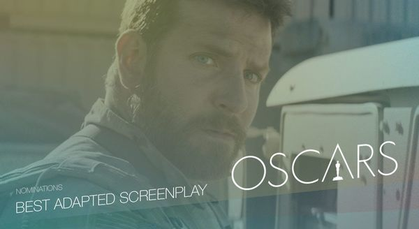 Oscars 2015 - Best Adapted Screenplay