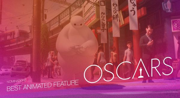 Oscars 2015 - Best Animated Feature