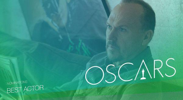 Oscars 2015 - Best Actor