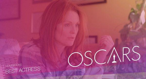 Oscars 2015 - Best Actress