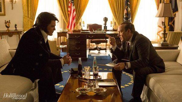 5. Elvis & Nixon