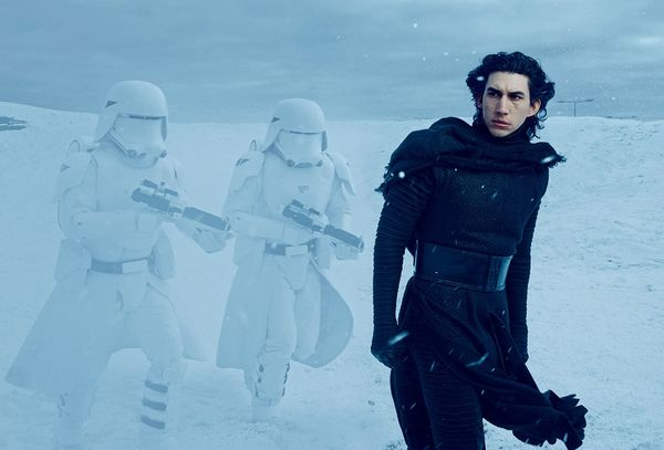 J.J. Abrams Gives Revealing Details on 'Star Wars: The Force Awakens' and Kylo Ren