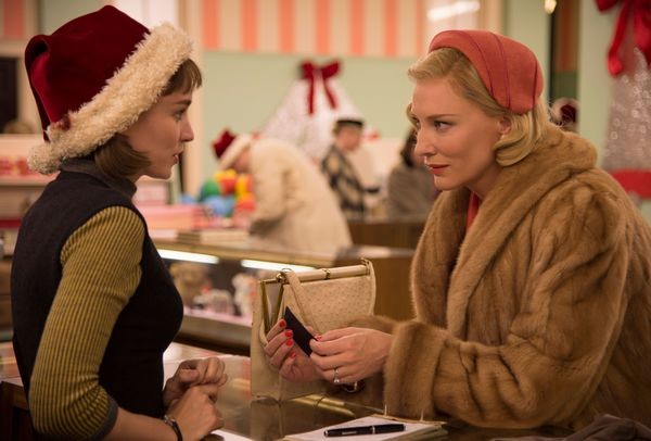 """Weinstein Company Taking it """"Slow and Steady"""" with 'Carol' Release Schedule"""