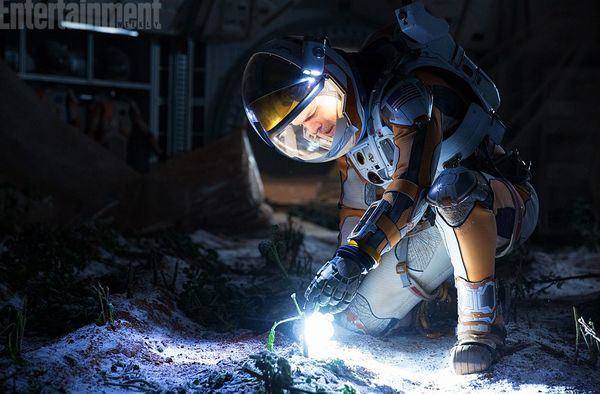"""The """"Positive"""" Psychology of The Martian"""