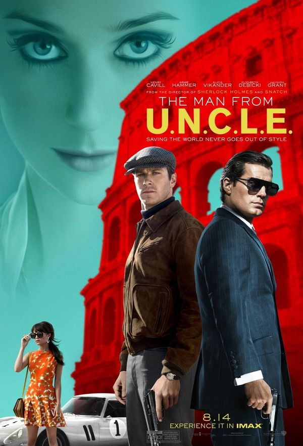 There Once Was A Man From U.N.C.L.E