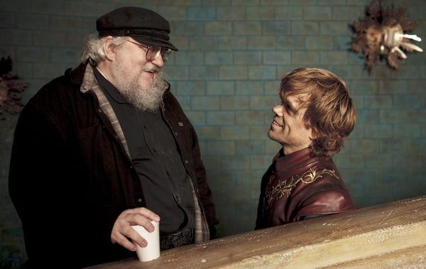 George R.R. Martin Pitches a 'Game of Thrones' Spin-Off