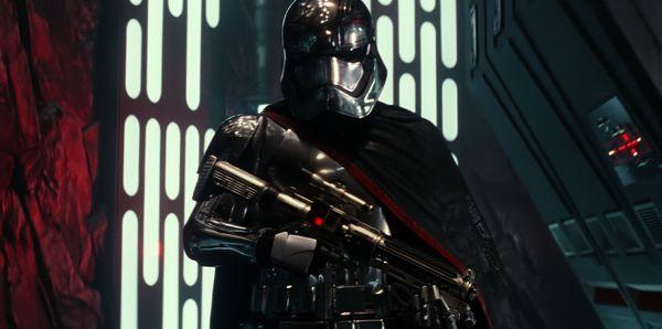 Gwendoline Christie Confirms Returning in Star Wars: Episode VIII