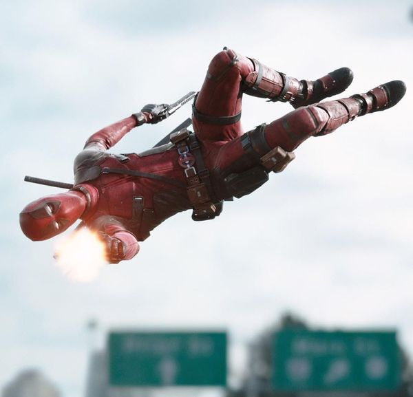 Deadpool Team Talk Taking Aim at the Superhero Genre, and Their Studios