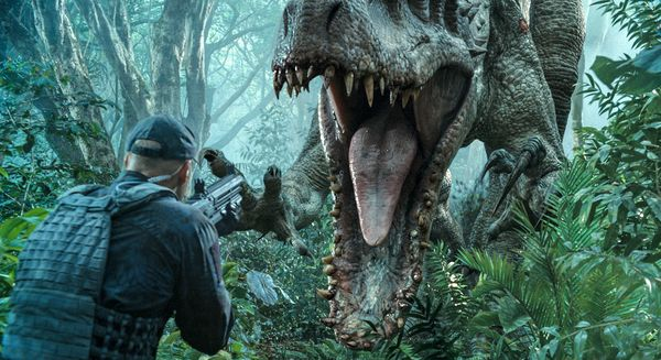 Production on 'Jurassic World 2' is Underway