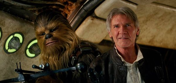 How J.J. Abrams changed 'Star Wars: The Force Awakens' after Harrison Ford's On-Set Injury