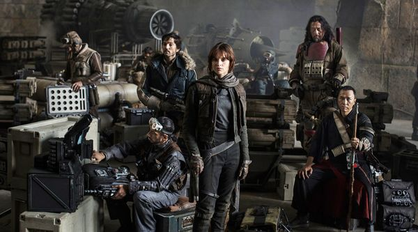 'Rogue One' Closing in on $900 Million Worldwide