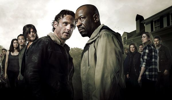 Andrew Lincoln Kicks Up Anticipation for Remainder of Season