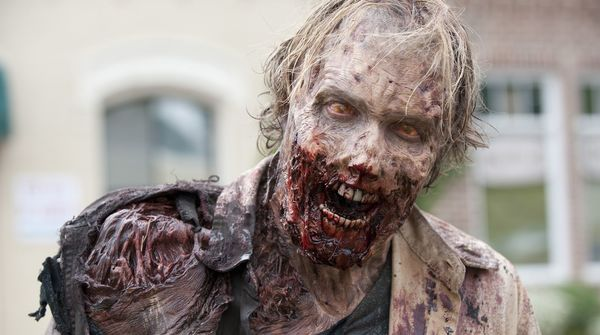The Walking Dead Adding Digital Phase to Their Zombie Make-Up Routine