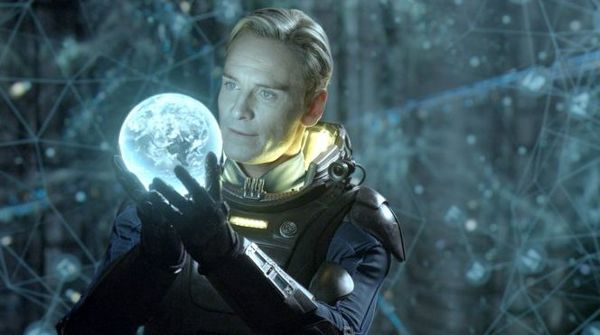 Michael Fassbender Teases 'Alien: Covenant' and Working with Ridley Scott