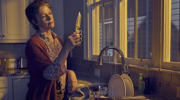 Melissa McBride Talks Carol's Evolution in 'The Walking Dead'