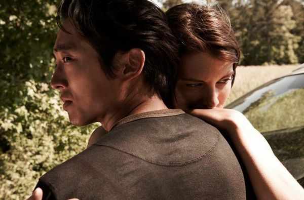 The Walking Dead's Steven Yeun Explores why Glenn's Never Killed a Human