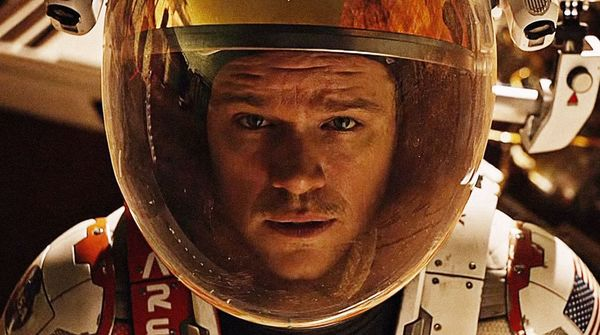 The Martian is a Cinematic Success
