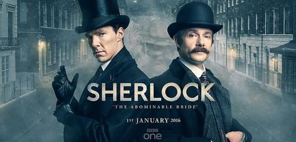 i love Sherlock Holmes movies and books