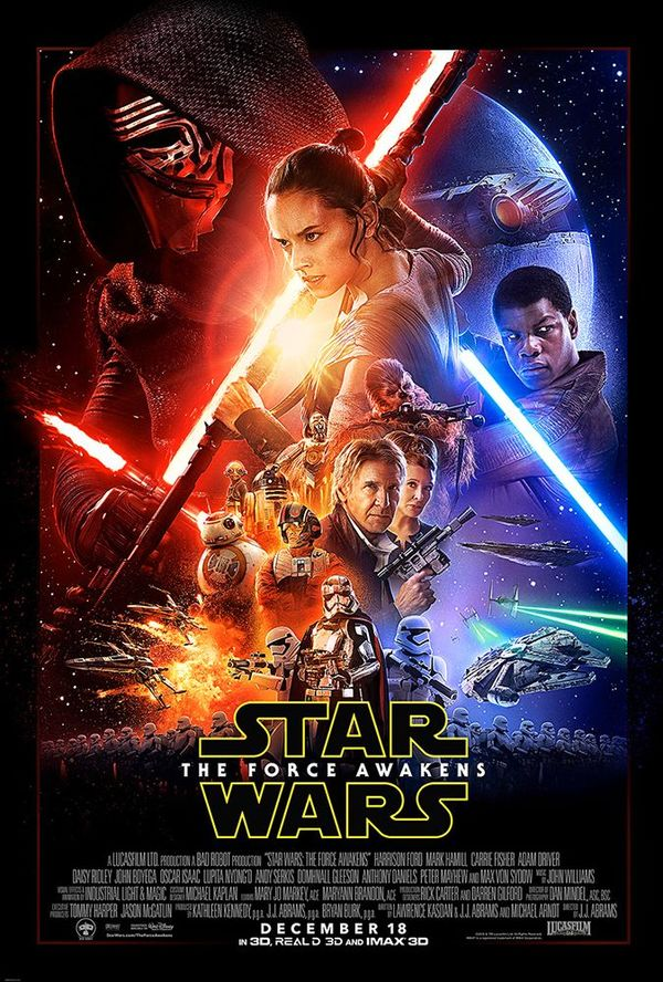Star Wars: The Force Awakens has Amazing Advanced Ticket Sales